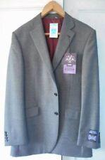 Men's Wool Jackets Long No Pattern Suits & Tailoring