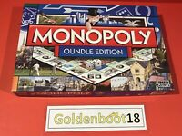 OUNDLE EDITION MONOPOLY BOARD GAME 100% COMPLETE PARTY FAMILY