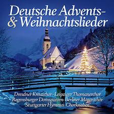 Deutsche Adventslieder Und Weihnachtslieder von Various Artists