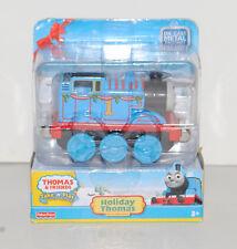 Thomas & Friends Take-N-Play Holiday Thomas Die-Cast Engine New Christmas