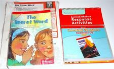 HARCOURT STORYTOWN 4TH GRADE 4 GUIDED READERS,TEACHER GUIDE, ACTIVITY BK & CD #3
