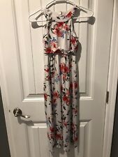 Girls Maxi Dress Size 8