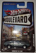 2012 Hot Wheels Boulevard '81 DeLorean DMC-12