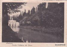 # AVEZZANO: CANALE COLLETTORE DEL FUCINO  1945