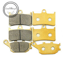 Brake Pads For Yamaha YZF R1 YZF-R6 Fazer FZ1 FZ6S Motorcycle Front + Rear New