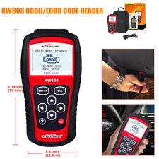 1PC ODB OBD2 EOBD Car Diagnostic Tool Scanner KW808 Automotive Fault Code Reader