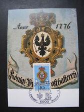 BRD,Bund Maximumkarte MiNr. 866 mit Soderstempel (B 940)