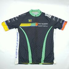 Sugoi Womens Multicolor Best Buddies Challenge Cycling Jersey Size XL