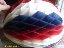 Tissue Paper Honeycomb Ball Lantern Pom Wedding Birthday Party Home Decor (*)