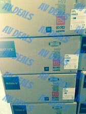 Sony VPL-HW65ES VPLHW65 FULL HD 3D Home Cinema Projector 3 Year Warranty Black