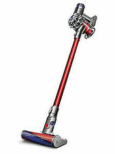 NEW Dyson V6 Absolute - Gray/Red - Stick Cleaner