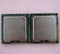 Matched Pair Intel Xeon X5690 SLBVX 3.46GHZ 12MB LGA 1366  6-Core CPU Processors