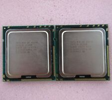 Matched Pair Intel Xeon X5690 SLBVX 3.46GHZ 12MB LGA 1366  6-Core CPU Processors