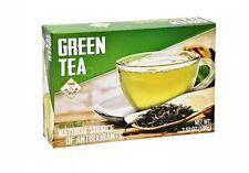 Green Tea Greenbrier International 3.52 oz 100 Tea Bags Per Box