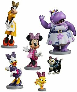 Disney Toy Figures - Minnie Mouse Happy Helpers Figure Play Set Kids Toy Ages 3+