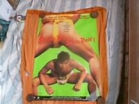 SUMO DO SUMO DON'T 1 SHEET MOVIE POSTER