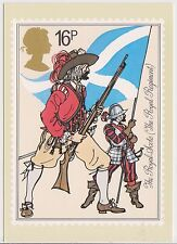 (KT90) 1983 GB 16P the royal scouts card (B)
