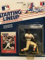 1988 Starting lineup Jim Rice figure Toy Card Boston Red Sox MLB Discolored Pant