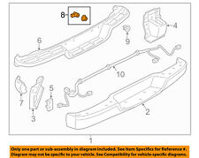 GM OEM Parking Aid Backup Back Up Reverse Proximity-Sensor 15239247