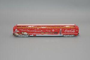 Bachmann/ Hawthorne Village HO 1940's Coca Cola Christmas Dome Car