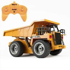 Remote Control Dump Truck 6Ch RC Toy Dumper Loader Radio Controlled Construction