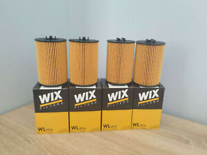 4 x Ölfilter WIX WL7514  VW Group 1.6 TDI   2.0 TDI   #7514
