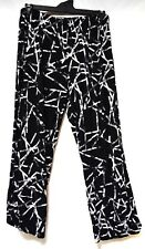 plus sz M / 20 TS TAKING SHAPE New Beginnings 7/8 Pants wide stretch comfy NWT