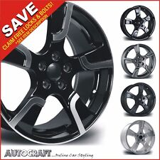 "20"" SPORTLINE STYLE ALLOY WHEELS + TYRES - VW TRANSPORTER T5 T6 T28 + LOAD RATED"
