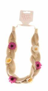 Beauty Works Flower Braid Headband - Various Shades