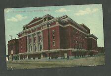 Pre 1915 Unused Postcard Boston Opera House Boston Massachusetts