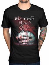 Machine Head Catharsis Unisex Black T Shirt Tours S - XXL