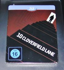 10 Cloverfield Lane Limited Embossed steelbook Edition blu ray Nip