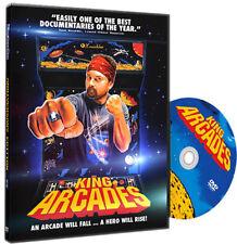 THE KING OF ARCADES: ANNIVERSARY EDITION DVD NEW! Billy Mitchell Wiebe Knucklez!