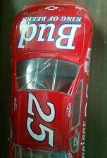 Vintage Budweiser NASCAR  1/18 diecast NASCAR  Damaged