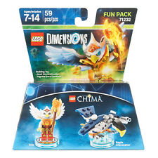 LEGO Legends of Chima ERIS 5-Pack Eagle Tribe Trading Cards Factory Sealed