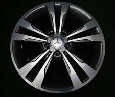 Mercedes-Benz Glanz-Deckel (H) Ja/Mit frontpolierte Felgen fürs Auto