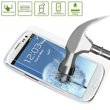 Tempered Glass Screen Protector Glas Schutz für Samsung Galaxy S3 / SIII / S 3