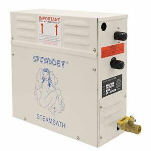 Steam Generator Sauna Bath Machine Home Room SPA Fumigation Kit 380V 3KW/4.5KW