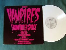 KIM FOWLEY'S VAMPIRES FROM OUTER SPACE vol 1 LP WHITE VINYL - LINE LILP 4.00330