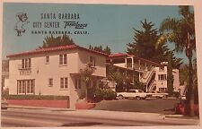1970'S Postcardsanta Barbara Travel Lodge 1816 State St Santa Barbara California