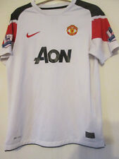 Manchester United 2010-2011 Away Football Shirt Size 12-13 Years /35099