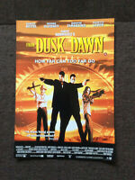 FROM DUSK TILL DAWN - QUAD Movie Poster - FREE NEXT DAY DELIVERY