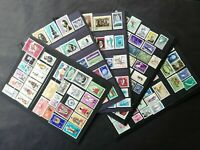 ROMANIA 1957-1978  COLLECTION OF 168 STAMPS