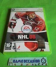 NHL 08 MICROSOFT XBOX 360 PAL