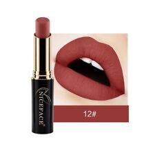Multi-color Waterproof Long Lasting Matte Lipstick Lip Gloss Cosmetics Tool 12#