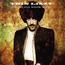 THIN LIZZY - Vagabonds Kings Warriors Angels (4-CD) Earbook