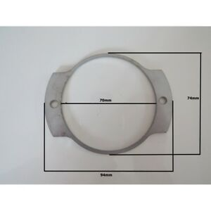 Projector 521 Combined & Separate Dip & Main Beam Units Headlight Headlamp Bezel