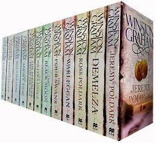 Winston Graham Poldark Series 12 Books Collection Set a Novel of Cornwall