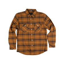 MATIX Becker Flannel Shirt (XL) Army