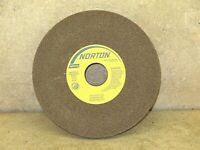 "Norton    surface grinding wheel   7""  X  1/2""  X  1-1/4""  57A80-M5VBE   80 grit"